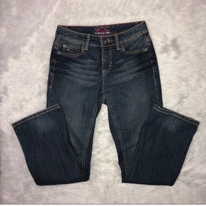 Tommy Hilfiger hope bootcut jeans size 2
